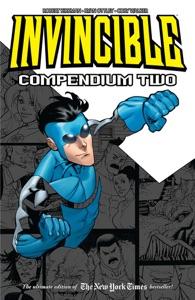 Invincible Compendium Vol. 2 Book Cover
