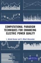 Computational Paradigm Techniques For Enhancing Electric Power Quality