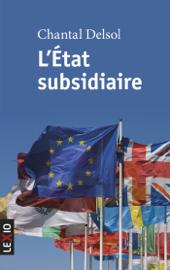 L'Etat subsidiaire