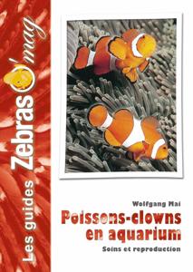 Poissons-clowns en aquarium La couverture du livre martien