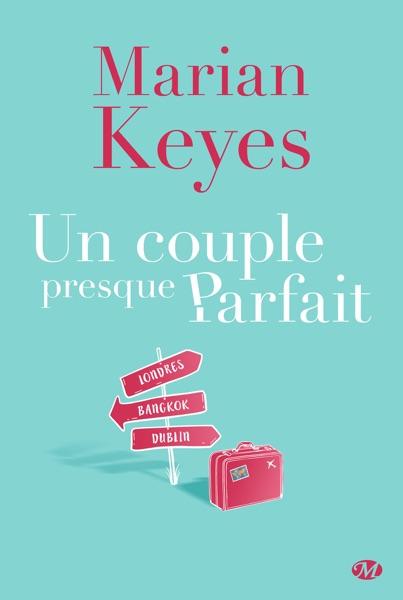 Un couple presque parfait - Marian Keyes book cover