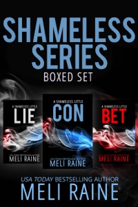 The Shameless Series Boxed Set Book Cover