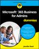 Jennifer Reed - Microsoft 365 Business for Admins For Dummies artwork