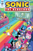 Evan Stanley - Sonic the Hedgehog #35 artwork