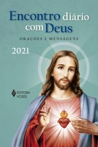 Encontro diário com Deus - 2021 Book Cover