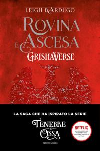Grishaverse - Rovina e ascesa Copertina del libro