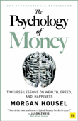The Psychology of Money Book Cover