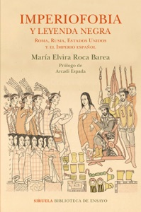 Imperiofobia y leyenda negra Book Cover