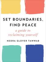 Nedra Glover Tawwab - Set Boundaries, Find Peace artwork