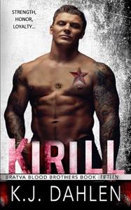 Kirill Door K.J. Dahlen Boekomslag