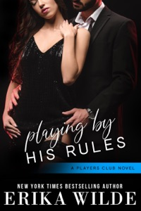 Playing by his Rules Book Cover