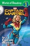World Of Reading  This Is Captain Marvel
