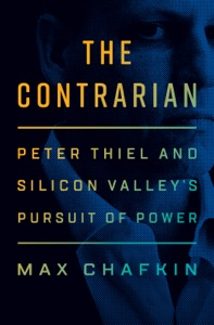 The Contrarian Book Cover