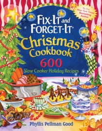 Fix-It and Forget-It Christmas Cookbook PDF Download