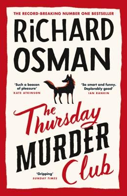 Richard Osman - The Thursday Murder Club book