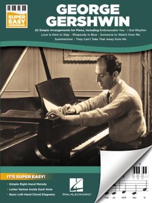 George Gershwin - Super Easy Songbook