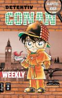 Gosho Aoyama - Detektiv Conan Weekly Kapitel 1068 artwork