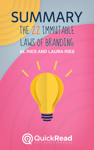 """Summary of """"The 22 Immutable Laws of Branding"""" by Al Ries and Laura Ries"""