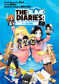 The Slime Diaries: That Time I Got Reincarnated as a Slime Volume 4