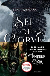 GrishaVerse - Sei di corvi Copertina del libro