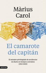 El camarote del capitán Book Cover