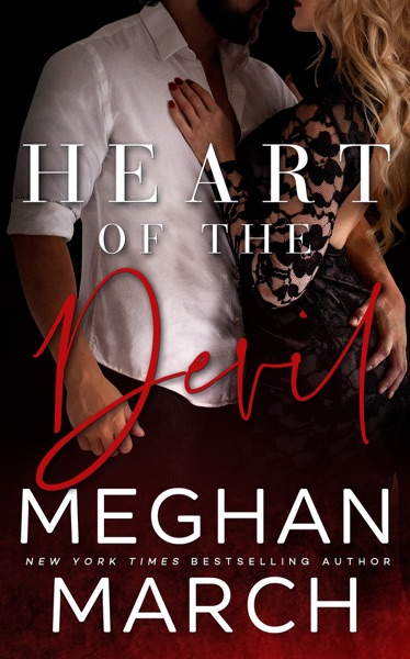 Heart of the Devil - Meghan March book cover