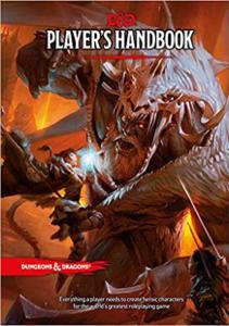 Player's Handbook (Dungeons & Dragons)-Update 16/01/2021 Buch-Cover