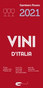 Vini d'Italia 2021 Copertina del libro