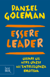 Essere leader Libro Cover
