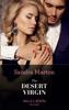 Sandra Marton - The Desert Virgin artwork