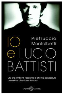 Io e Lucio Battisti Copertina del libro