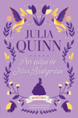 Por culpa de Miss Bridgerton Book Cover