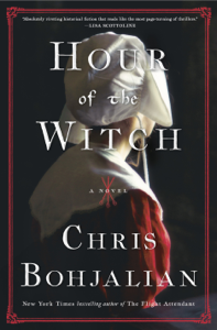 Hour of the Witch Book Cover