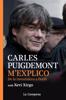 Carles Puigdemont & Xevi Xirgo - M'explico portada