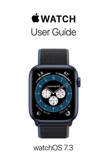 Apple Watch User Guide Book