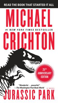 Michael Crichton - Jurassic Park book