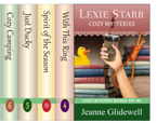 Lexie Starr Cozy Mysteries Boxed Set (Books 4 to 6)