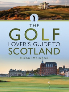 The Golf Lover's Guide to Scotland Book Cover