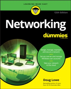 Networking For Dummies Book Cover