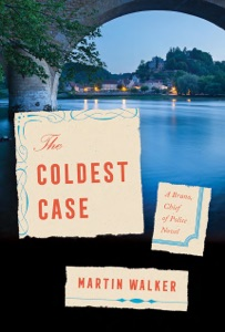The Coldest Case Book Cover