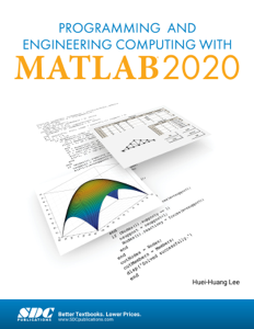 Programming and Engineering Computing with MATLAB 2020 Copertina del libro