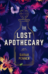 The Lost Apothecary Book Cover