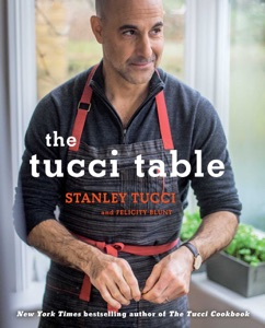 The Tucci Table by Stanley Tucci Book Cover