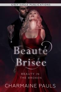 Beauté brisée Book Cover