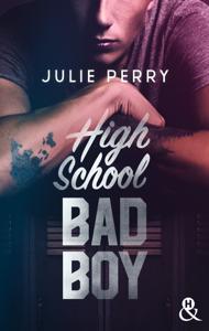 High School Bad Boy Couverture de livre