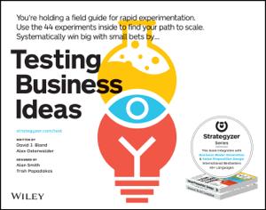 Testing Business Ideas Copertina del libro