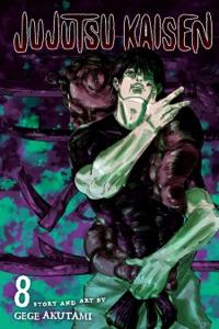 Jujutsu Kaisen, Vol. 8 Book Cover