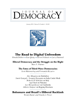Marc F. Plattner - Illiberal Democracy and the Struggle on the Right grafismos