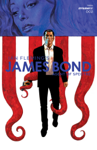 James Bond: Agent of Spectre #2 Buch-Cover