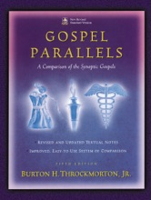 Gospel Parallels, NRSV Edition